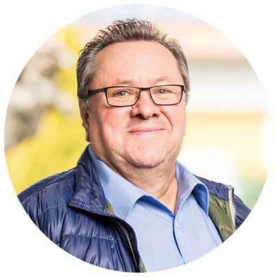 Hans Jürgen Teichert Vertriebsassistent für Firmenkundengeschäft